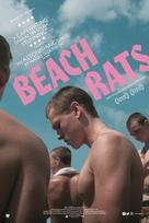 Beach Rats - British Movie Poster (xs thumbnail)