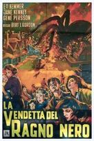 Earth vs. the Spider - Italian Movie Poster (xs thumbnail)
