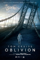 Oblivion - Danish Movie Poster (xs thumbnail)