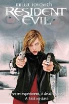 Resident Evil - DVD cover (xs thumbnail)