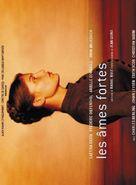 Les âmes fortes - French Movie Poster (xs thumbnail)