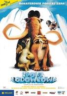 Ice Age - Polish Movie Poster (xs thumbnail)