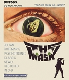 The Mask - Blu-Ray cover (xs thumbnail)