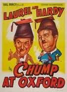A Chump at Oxford - Indian Movie Poster (xs thumbnail)