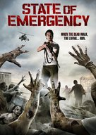 State of Emergency - DVD cover (xs thumbnail)