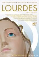 Lourdes - Portuguese Movie Poster (xs thumbnail)