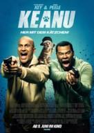 Keanu - German Movie Poster (xs thumbnail)