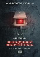 Duverný neprítel - Czech Teaser movie poster (xs thumbnail)