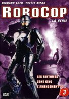 """""""RoboCop"""" - French DVD movie cover (xs thumbnail)"""