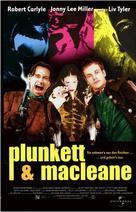 Plunkett & Macleane - German Movie Poster (xs thumbnail)