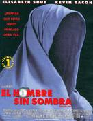 Hollow Man - Spanish Movie Poster (xs thumbnail)