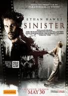 Sinister - Australian Movie Poster (xs thumbnail)