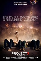 Project X - Movie Poster (xs thumbnail)