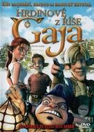 Back To Gaya - Czech DVD cover (xs thumbnail)