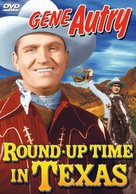 Round-Up Time in Texas - DVD cover (xs thumbnail)