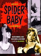 Spider Baby or, The Maddest Story Ever Told - Movie Cover (xs thumbnail)