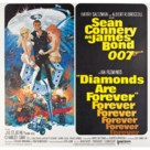 Diamonds Are Forever - Theatrical poster (xs thumbnail)