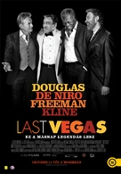 Last Vegas - Hungarian Movie Poster (xs thumbnail)