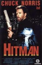 The Hitman - German Movie Cover (xs thumbnail)