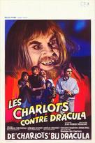 Charlots contre Dracula, Les - Belgian Movie Poster (xs thumbnail)