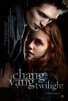 Twilight - Vietnamese Movie Poster (xs thumbnail)