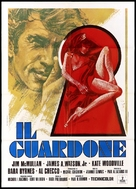 Extreme Close-Up - Italian Movie Poster (xs thumbnail)