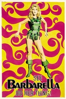 Barbarella - Movie Poster (xs thumbnail)