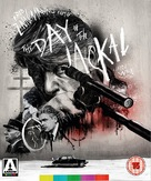 The Day of the Jackal - British Movie Cover (xs thumbnail)