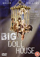 The Big Doll House - British Movie Cover (xs thumbnail)