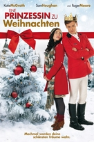 A Princess for Christmas - German DVD movie cover (xs thumbnail)