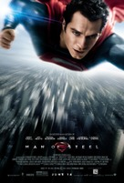 Man of Steel - Concept movie poster (xs thumbnail)