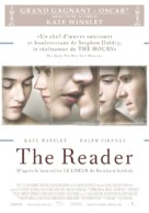 The Reader - Swiss Movie Poster (xs thumbnail)