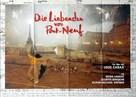 Les amants du Pont-Neuf - German Movie Poster (xs thumbnail)