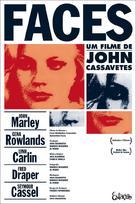 Faces - Spanish Movie Poster (xs thumbnail)