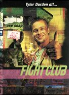 Fight Club - German DVD movie cover (xs thumbnail)