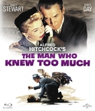 The Man Who Knew Too Much - Blu-Ray movie cover (xs thumbnail)