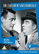 The Falcon in San Francisco - British DVD cover (xs thumbnail)