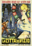 The Phenix City Story - Italian Movie Poster (xs thumbnail)