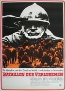 Uomini contro - German Movie Poster (xs thumbnail)