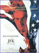 JFK - Italian Movie Poster (xs thumbnail)