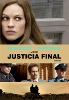 Conviction - Argentinian DVD cover (xs thumbnail)