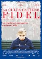 Faute à Fidel, La - Mexican Movie Poster (xs thumbnail)