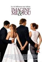 Imagine Me & You - Italian Movie Poster (xs thumbnail)