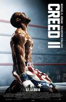 Creed II - South African Movie Poster (xs thumbnail)