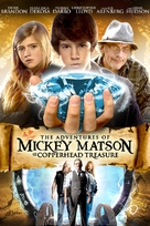 The Adventures of Mickey Matson and the Copperhead Treasure - DVD cover (xs thumbnail)