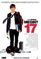 17 Again - Hungarian Movie Poster (xs thumbnail)