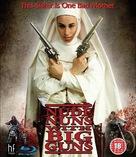 Nude Nuns with Big Guns - British Movie Cover (xs thumbnail)