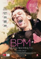 120 battements par minute - Australian Movie Poster (xs thumbnail)