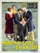 A Woman - French Movie Poster (xs thumbnail)