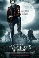 Cirque du Freak: The Vampire's Assistant - British Movie Poster (xs thumbnail)